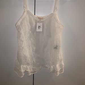 Lace cami